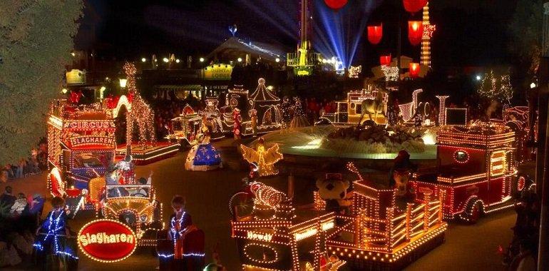 Freizeitpark Slagharen Adventswochenende