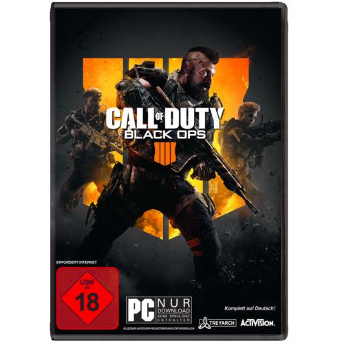 Call of Duty: Black Ops 4 (PC) für 29,99€ inklusive Versand (Vergleich: 43€)