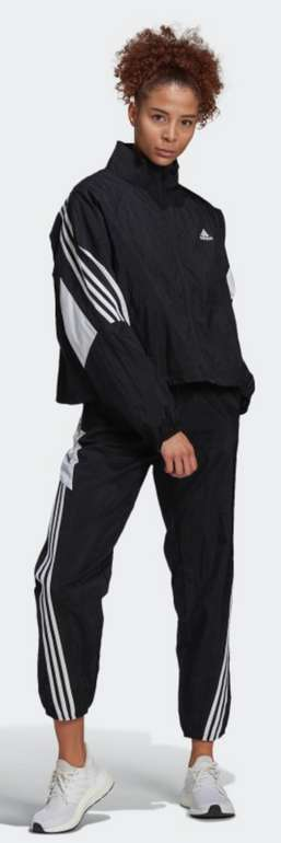 Adidas Damen Sportswear Game-Time Woven Trainingsanzug für 57,80€ inkl. Versand (statt 63€)