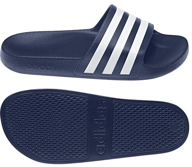 Adidas Herren Badeslipper Adilette Aqua (Gr. 36 2/3 – 48 2/3) für 8,99€ (statt 14€) - Filiallieferung