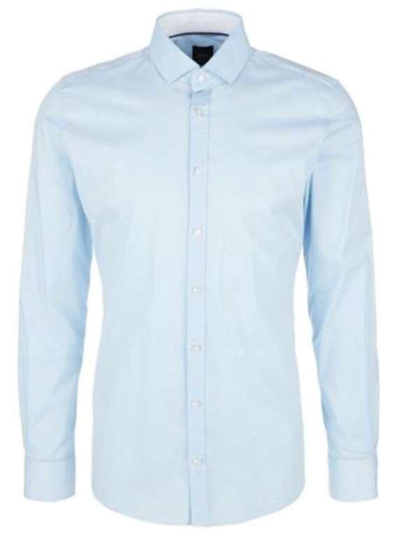 Tara-M: Hemden Sale (Olymp, Esprit, Jack & Jones, uvm.!) mit 10% Extra Rabatt - z.B. s.Oliver Hemd für 13,50€