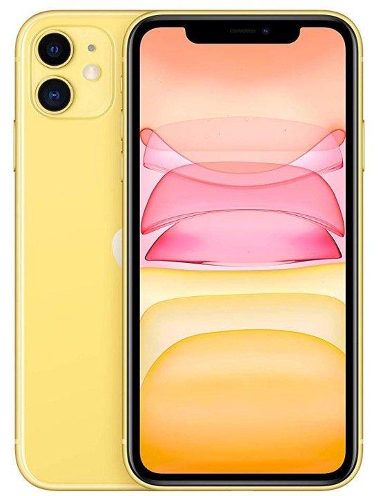 Top! Apple Produkte im Angebot bei Amazon, z.B. Apple iPhone 11 (128GB) für 713€
