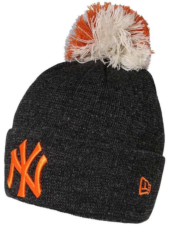 New Era Mütze in grau /orange für 13,95€ inkl. Versand (statt 28€)