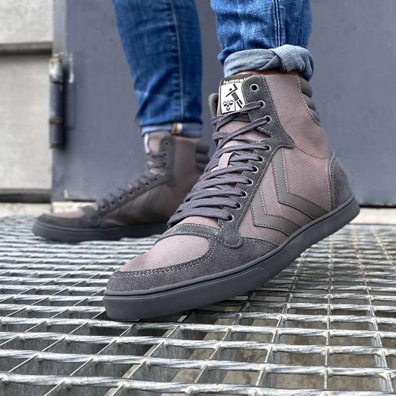 hummel SLIMMER STADIL TONAL HIGH Sneaker für 26,17€ (statt 35€)
