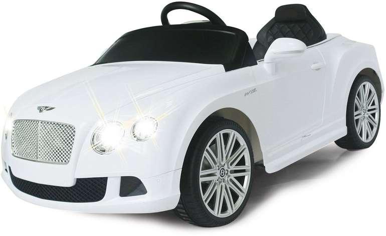 Jamara Ride-on Bentley GTC 6V für 226,99€ (statt 283€)