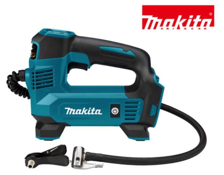 Makita DMP180Z - 18 V Akku-Luftkompressor mit max. 8,3 bar für 75,90€ inkl. Versand (statt 88€)