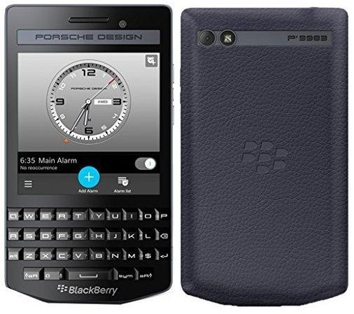 Schubladenvertrag: Blackberry Porsche Design P9983 zu 244,71€ (statt: 535€)