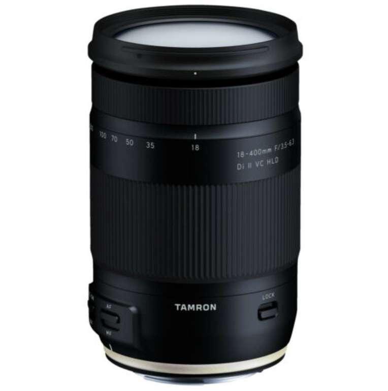 Tamron DI II HLD 18-400mm Ultra-Tele-Megazoom-Objektiv f/3.5-6.3 Di II, HLD, VC für Canon nur 479€