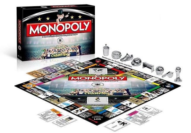 """Hasbro - Monopoly """"Die Mannschaft"""" für 14,99€ inklusive Versand (statt 21€)"""