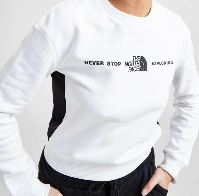 The North Face Mesh Crew Damen Sweatshirt für 39€ inkl. Versand (statt 50€)