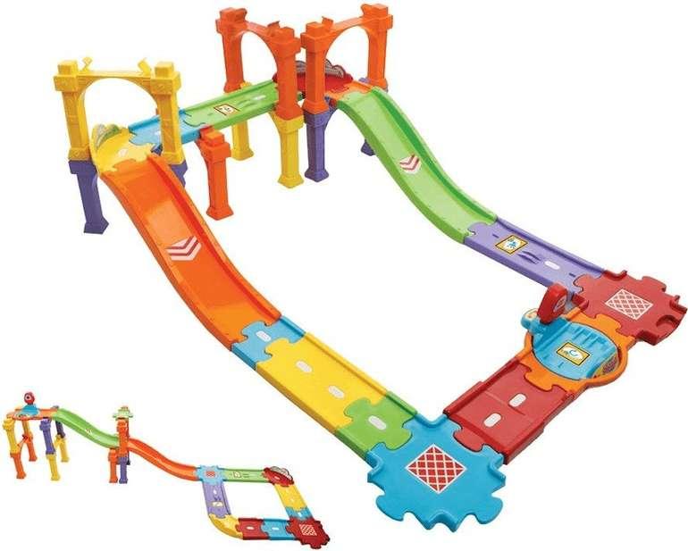 VTech Tut Tut Baby Flitzer, Straßen- und Brückenset groß für 12,99€ inkl. Prime Versand (statt 22€)