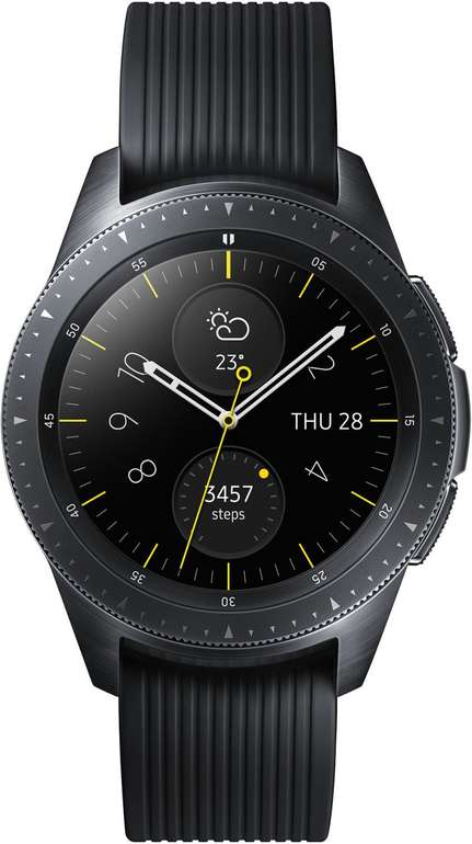 Samsung Galaxy Watch SM-R810 in 42mm für 119,99€ inkl. Versand (statt 150€)