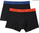 Calvin Klein Boxershorts im 2er Pack ab 15,99€ (Vergleich: 40€)