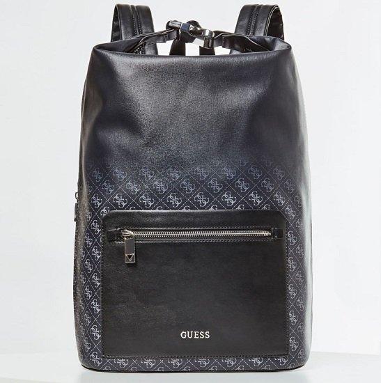 Guess Sale bis 30% + VSK-frei - z.B. Dan Allover-4G-Logoprint Rucksack für 81€ (statt 134€)