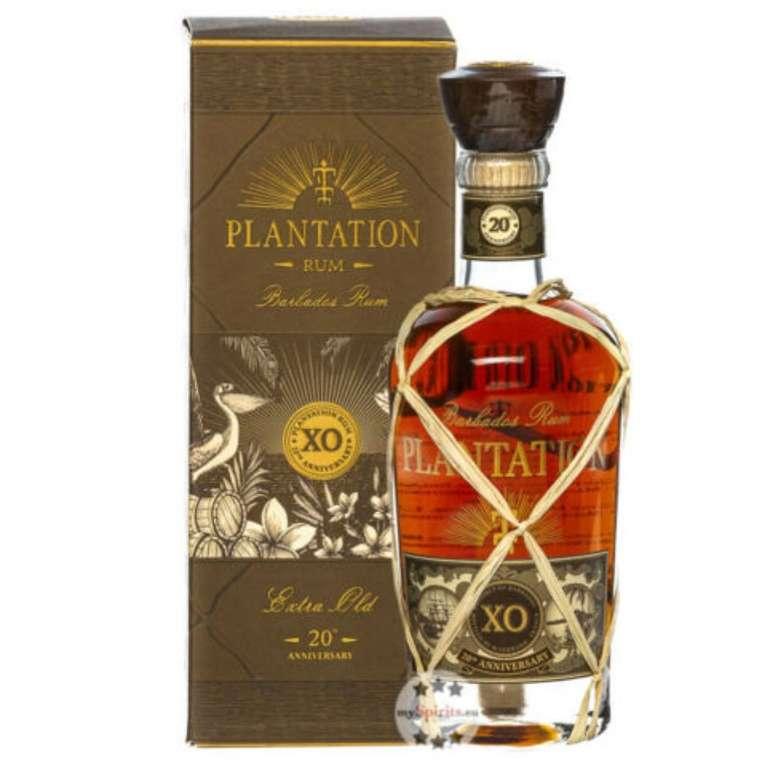1 Flasche Plantation Rum Barbados XO 20th Anniversary (40 % Vol. , 0,7 Liter) für 37,99€ inkl. Versand