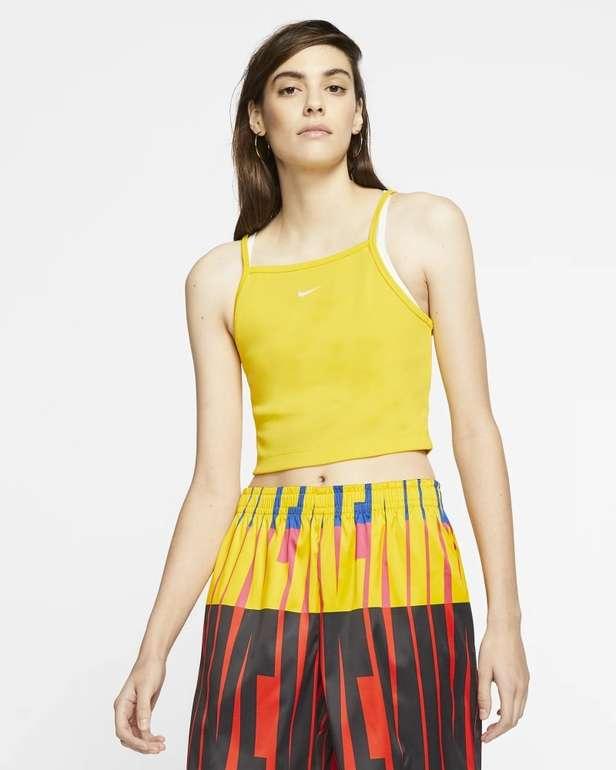 Nike Sportswear Essential Damen Tanktop für 10,58€ inkl. Versand (statt 20€) - Nike Membership!