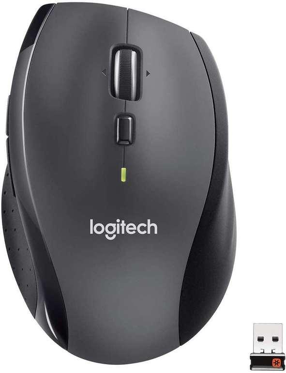 Logitech Funk-Maus Laser M705 für 21,45€ bei Abholung (statt 29€)
