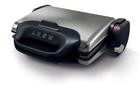 Philips HD4468/90 Kontaktgrill mit austauschbaren Waffelplatten für 62,99€
