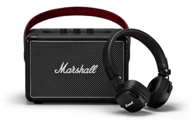 Marshall Killburn II Bluetooth Lautsprecher + Major III Bluetooth On-Ear Kopfhörer für 199€ (statt 246€)