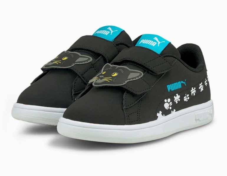 Puma Smash v2 Summer Animals Kinder Sneaker für 15,96€ inkl. Versand (statt 23€)