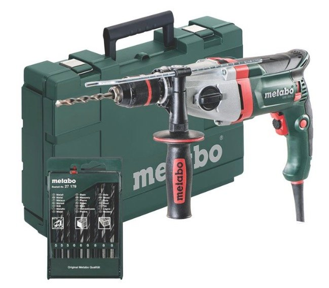Metabo Schlagbohrmaschine SBE 850-2 inkl. Bohrer für 89,90€ inkl. Versand