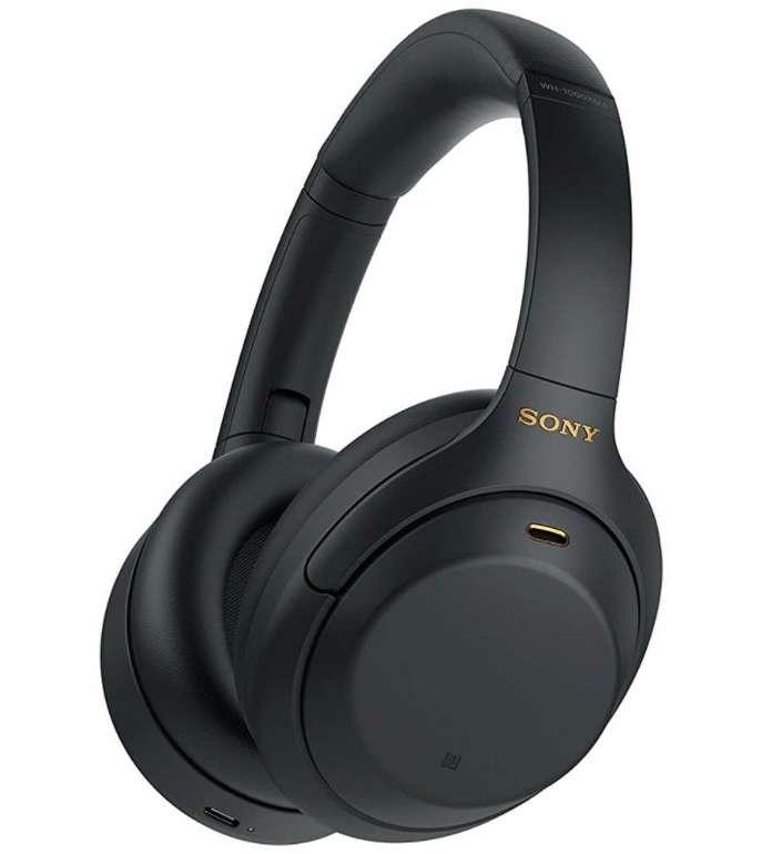 Sony WH-1000XM4 Kopfhörer mit aktivem Noise Cancelling für 296,27€ inkl. Versand (statt 341€)