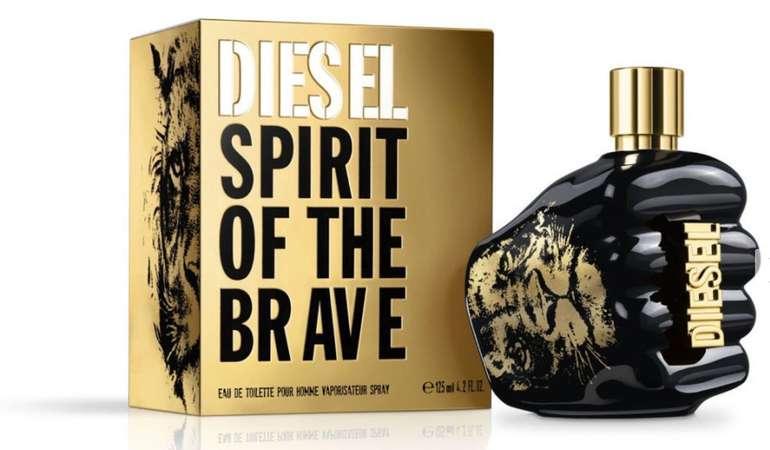 125ml Diesel Spirit of the Brave Herren Eau de Toilette für 38,49€ inkl. Versand (statt 55€)