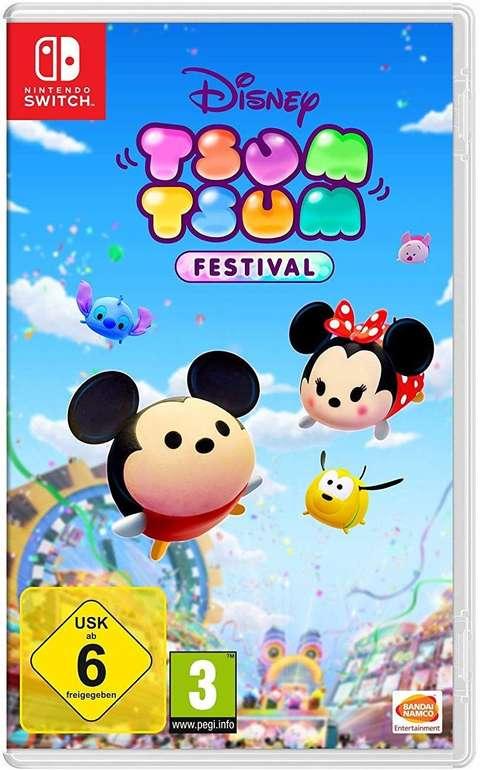 Disney Tsum Tsum Festival (Nintendo Switch) für 22,98€ inkl. Versand (statt 29€)