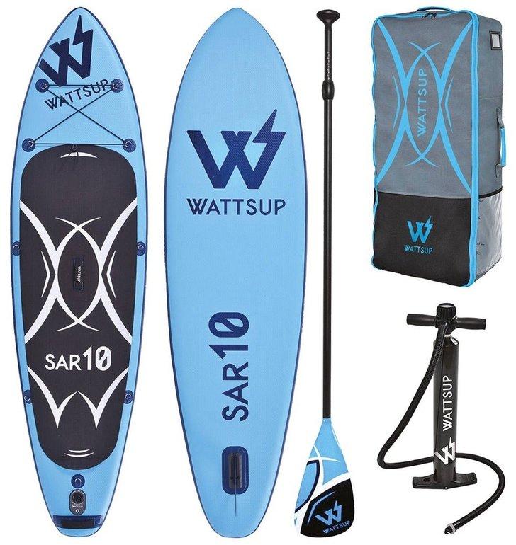 Wattsup Stand Up Paddle Board SAR 10 im Set für 222€ inkl. Versand