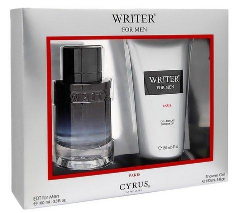 Cyrus Writer 100ml Paris Bleu Parfüm + Duschgel zu 11,99€ inkl. Versand zu einer Galeria-Filiale (statt 18€)