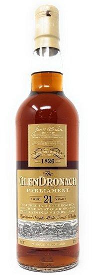 Glendronach Parliament 21 Years Whisky 0,7 Liter für 89,99€ (statt 111€)