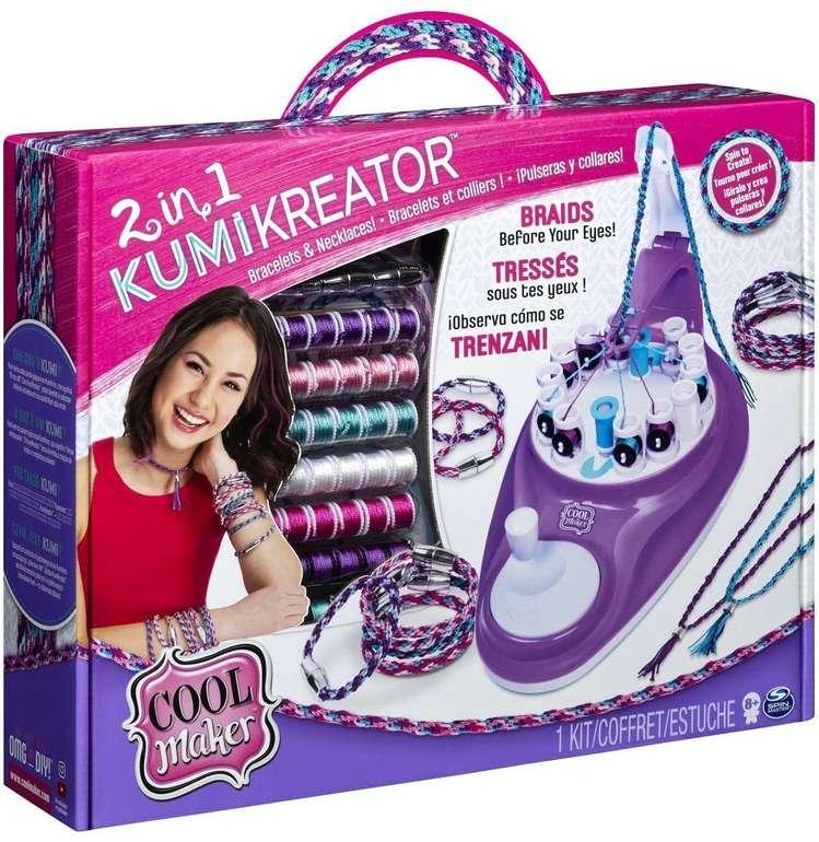 Spin Masters Kumi Kreator Deluxe 2-in-1 Armband Studio für 23,94€ inkl. VSK