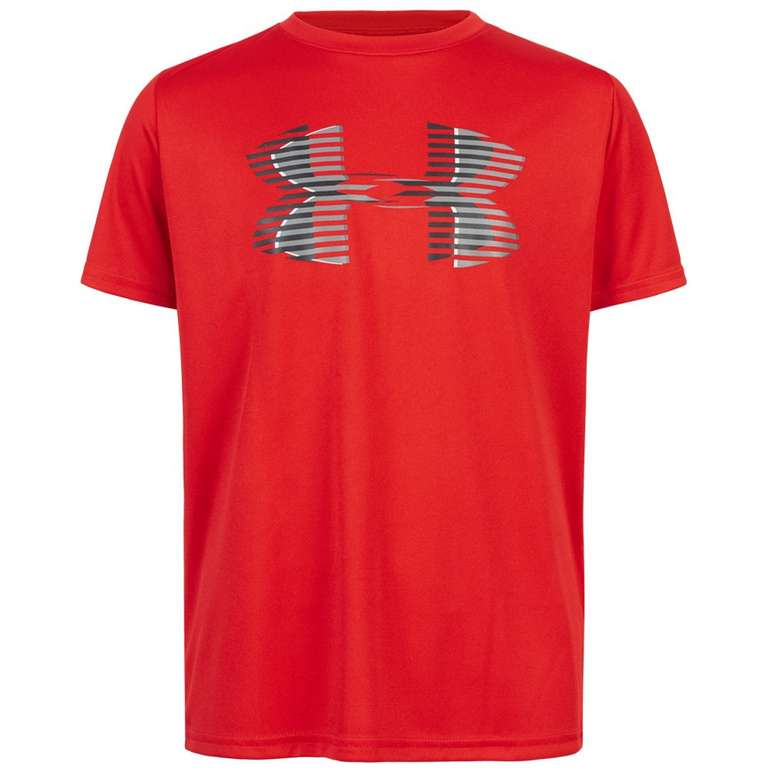 Under Armour Tech Big Logo Solid Kinder T-Shirt für 7,28€ inkl. Versand (statt 14€)