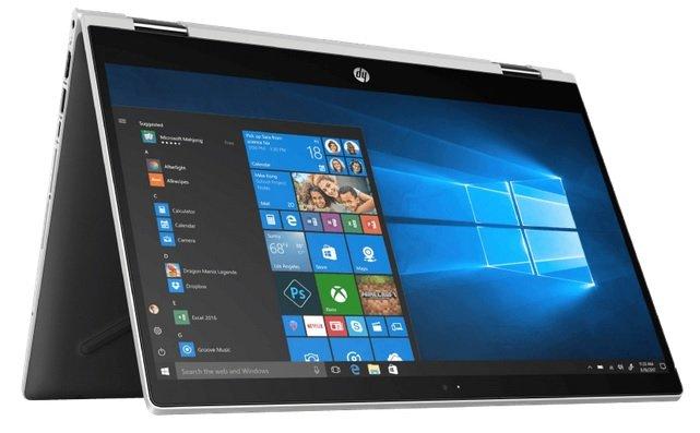 HP Pavilion x360 14-cd0308ng - Convertible Notebook mit 12GB RAM für 729€