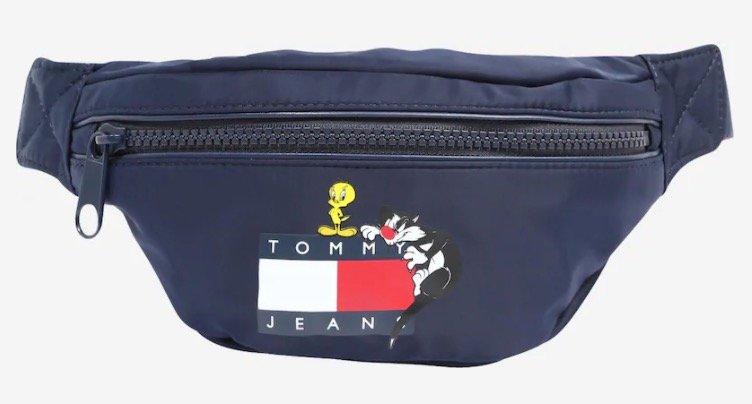 """Tommy Jeans Gürteltasche """"TJ X Looney Tunes"""" für 17,96€ inkl. Versand (statt 40€)"""