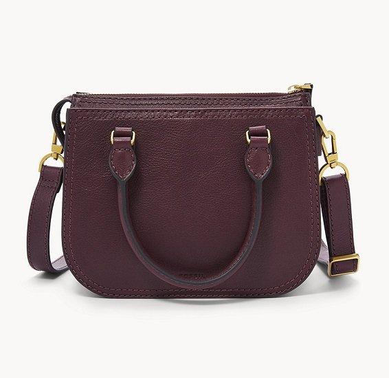 Fossil Damen Tasche Ryder - Mini Satchel für 75,60€ (statt 189€)