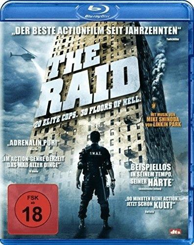 The Raid auf Blu-ray für 10,15€ inkl. Versand (statt 13€)