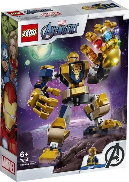 LEGO Marvel Avengers - Thanos Mech (76141) für 8,09€ inkl. Versand (statt 10€) - Thalia Club