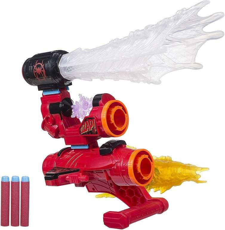 Hasbro Spider-Man Nerf Assembler Gear Spielzeugblaster für 17,43€ inkl. Versand (statt 29€)