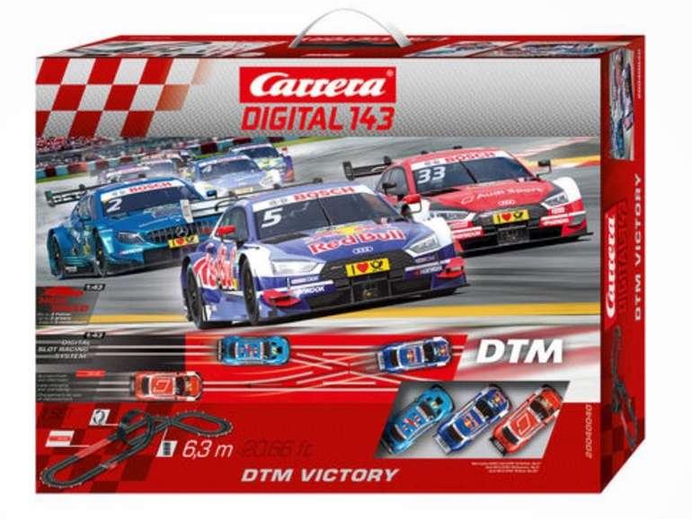 Carrera Digital 143 DTM Victory Rennbahn (040040) ab 99,99€ (statt 125€)