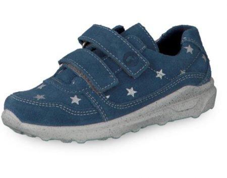 "Ricosta Kinder Sneaker ""Luna"" in petrol für 22,02€ inkl. VSK (statt 53€)"