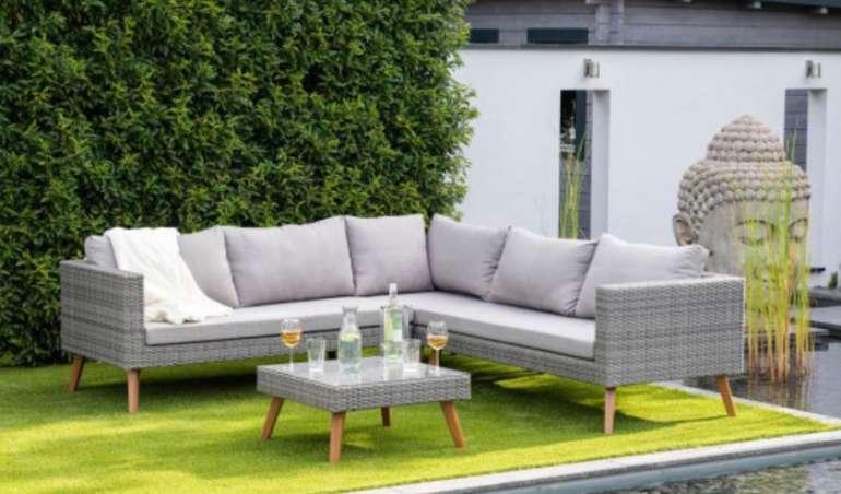 Greemotion Lounge-Set Gomera im Retro Design für 579,99€inkl. Versand (statt 750€)