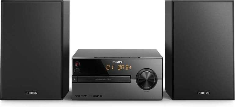Philips BTB2515 Mini-Stereoanlage (Bluetooth, CD, UKW, DAB+) für 98€ inkl. Versand (statt 147€)