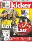 13 Wochen Kicker für 57,72€ + 57,72€ Verrechnungsscheck