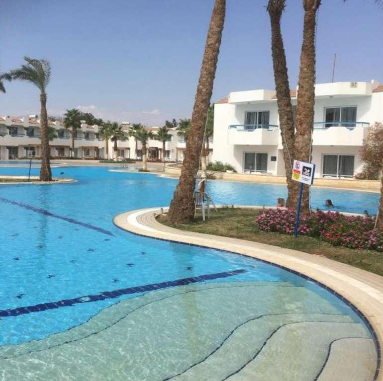 7 Tage Ägypten im 5-Sterne-Resort + All Inclusive Verpflegung, Flüge und Hoteltransfer ab 205€ p.P.