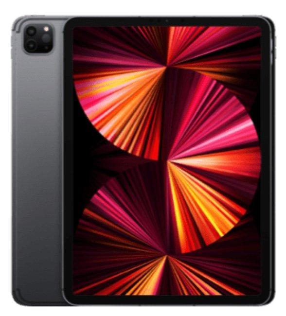 """Apple iPad Pro 11"""" 5G (3.Gen) mit 128GB (25€) + o2 my Data L mit 60GB LTE für 49,99€ mtl. + 75€ Bestchoice Gutschein!"""