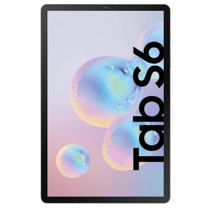Samsung Galaxy Tab S6 mit 256GB Speicher und LTE (49€) + Telekom Datentarif mit 15GB LTE für 29,99€ mtl.
