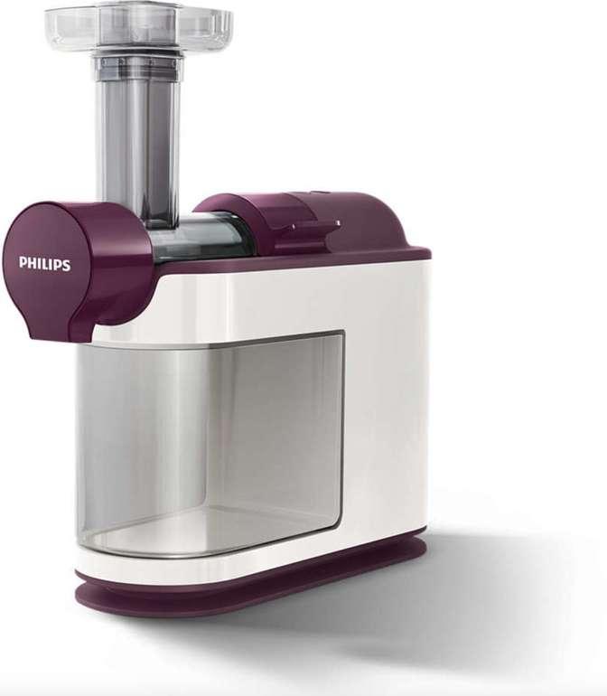 Philips Avance HR1891/80 Entsafter für 82,95€ inkl. Versand (statt 120€)