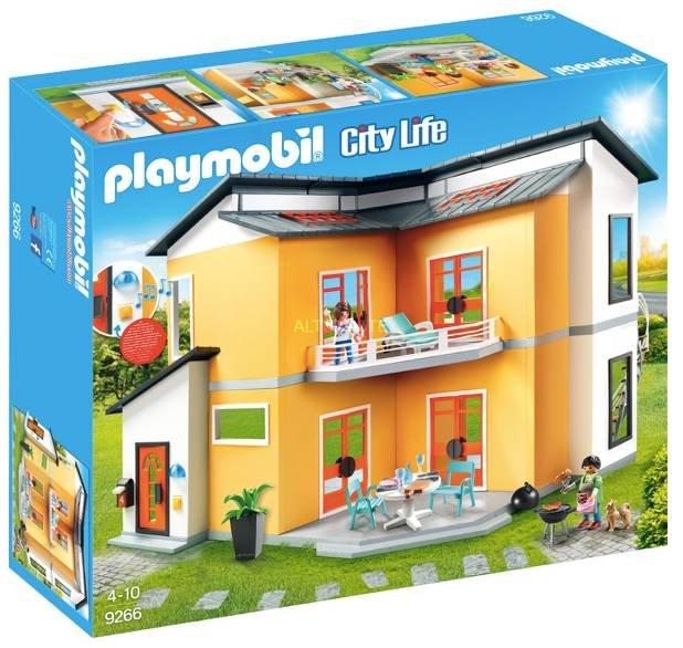 Playmobil - Modernes Wohnhaus (9266) für 53,38€ inkl. Versand (statt 66€)