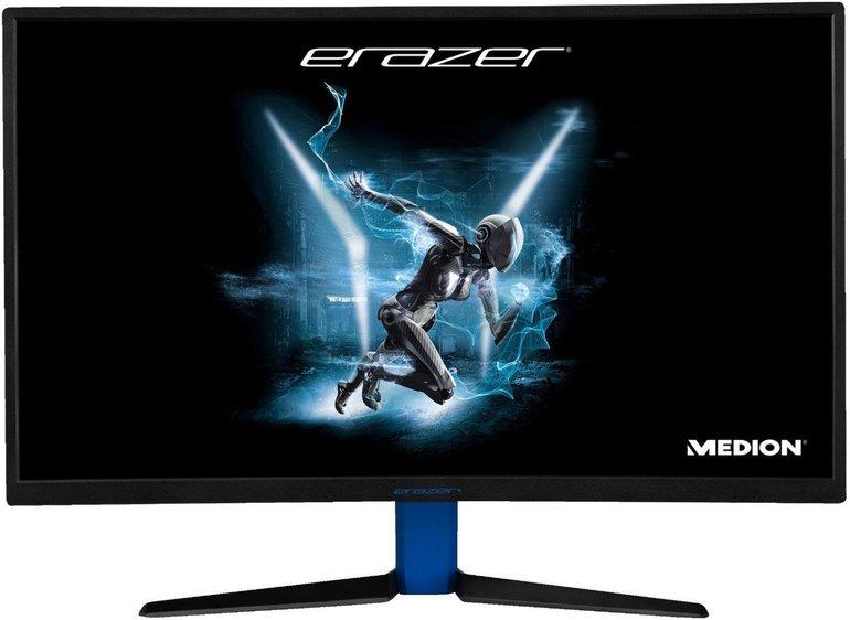 Medion Erazer X57425 27 FHD Gaming-Monitor (4ms, FreeSync, 144Hz) für 269€